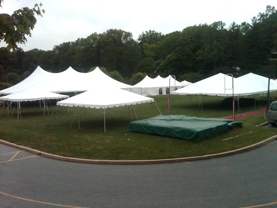 After Setup & Tent u0026 Canopy Rentals for Outdoor Weddings u0026 Events - All Event ...
